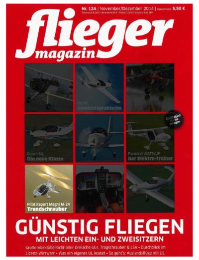 Rundflüge Flugschule Mannheim Flieger Magazin
